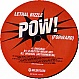 LETHAL BIZZLE - POW! (FORWARD) - RELENTLESS - VINYL RECORD - MR144733
