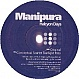 MANIPURA - HALCYON DAYS - MINIMAL - VINYL RECORD - MR144901
