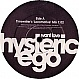 HYSTERIC EGO - WANT LOVE - WARNER BROS - VINYL RECORD - MR14734