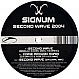 SIGNUM - SECOND WAVE (2004) - A STATE OF TRANCE - VINYL RECORD - MR148267