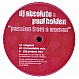 DJ ABSOLUTE & PAUL HOLDEN - PASSION FROM A WOMAN - YOUTH CLUB - VINYL RECORD - MR150023
