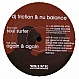 FRICTION & NU BALANCE - SOULSURFER / AGAIN & AGAIN - VALVE - VINYL RECORD - MR150278