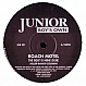 ROACH MOTEL FEAT. PEACE BISQUIT - THE BEAT IS MINE - JUNIOR BOYS OWN - VINYL RECORD - MR151389