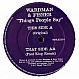 WARDMAN & FISHER - THINGS PEOPLE SAY - TRIPOLI TRAX - VINYL RECORD - MR151793