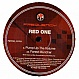 RED ONE - PUMP UP THE VOLUME - FREQUENCY - VINYL RECORD - MR152316