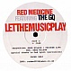 RED MEDICINE FEAT. THE GQ - LET THE MUSIC PLAY (2005) - REDMED 1 - VINYL RECORD - MR153666