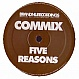 COMMIX - FIVE REASONS - BRAND NU RECORDS - VINYL RECORD - MR154761