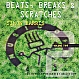 BEATS, BREAKS & SCRATCHES - VOLUME 2 - MUSIC OF LIFE - VINYL RECORD - MR15483