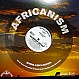 AFRICANISM - SUMMER MOON - YELLOW - VINYL RECORD - MR154884