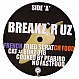 DJ PEABIRD - FRENCH FRIED SCRATCH FOOD - BREAKZ R UZ - VINYL RECORD - MR155057
