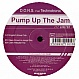 D.O.N.S FEAT TECHNOTRONIC - PUMP UP THE JAM (2005) - EXECUTIVE LIMITED - VINYL RECORD - MR155815