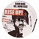 RONI SIZE VS RAW BUD FT SWEETIE IRIE - RISE UP - RUNNIN RIOT - VINYL RECORD - MR155837