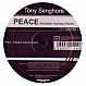 TONY SENGHORE - PEACE (SEBASTIAN INGROSSO REMIX) - EXECUTIVE LIMITED - VINYL RECORD - MR156548