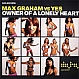 MAX GRAHAM VS YES - OWNER OF A LONELY HEART - DATA - VINYL RECORD - MR156996