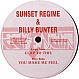 SUNSET REGIME & BILLY BUNTER - CLAP TO THIS - PURE ADRENALIN - VINYL RECORD - MR157504