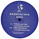 INTERCEPTION - THROUGHT THE LOOKING GLASS - RADIOACTIVE KIDS - VINYL RECORD - MR157977