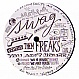 FREAKS - YOU AIN'T HOUSE - WASH HOUSE - VINYL RECORD - MR158344