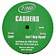 CADDERS - LOVER / CANT HELP MYSELF - JUMP RECORDS - VINYL RECORD - MR158412