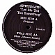AFTERMATH - LET ME TELL YOU SOMETHING - TRIPOLI TRAX - VINYL RECORD - MR158605