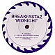 THE BREAKFASTAZ - MIDNIGHT - AGAINST THE GRAIN - VINYL RECORD - MR158869