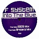 SYSTEM F - OUT OF THE BLUE (2005 REMIX) - WHITE - VINYL RECORD - MR159031