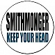 SMITHMONGER - KEEP YOUR HEAD - SUPERCHARGED - VINYL RECORD - MR159112