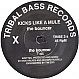 KICKS LIKE A MULE - THE BOUNCER - TRIBAL BASS - VINYL RECORD - MR159831