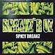 DJ PEABIRD - SPICY BREAKZ - BREAKZ R UZ - VINYL RECORD - MR160237