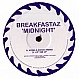 THE BREAKFASTAZ - MIDNIGHT (REMIXES) - AGAINST THE GRAIN - VINYL RECORD - MR160409