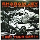 SHARAM JEY - GET YOUR CAR - KING KONG - VINYL RECORD - MR160435