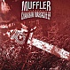 MUFFLER - CHAINSAW MASSACRE EP - INVADER - VINYL RECORD - MR160556
