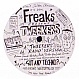 FREAKS PRESENTS - TWEEKERS - MFF - VINYL RECORD - MR161573