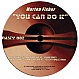 MARTEN FISHER - YOU CAN DO IT - NASTY GROOVES 2 - VINYL RECORD - MR162652