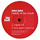JUKE JOINT - MELODY OF THE MOUTH - BIG LOVE - VINYL RECORD - MR163791