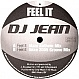 DJ JEAN - FEEL IT - ZZAP - VINYL RECORD - MR163935