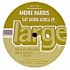 ANDRE HARRIS - GET DOWN AFRICA - LARGE - VINYL RECORD - MR164605