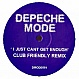 DEPECHE MODE - JUST CAN'T GET ENOUGH (FUNKY REMIX) - DMODE 1 - VINYL RECORD - MR164612