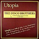 DISCO BROTHERS - ANOTHER WORLD - UTOPIA - VINYL RECORD - MR164613