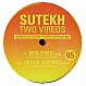 SUTEKH - TWO VIREOS - SOUL JAZZ  - VINYL RECORD - MR166071