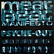 MEAT BEAT MANIFESTO - PSYCHE OUT (WEATHERALL SEX SKANK STRIP DOWN) - PLAY IT AGAIN - VINYL RECORD - MR166352