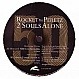 ROCKET VS PERETZ - 2 SOULS ALONE - GRAYHOUND  - VINYL RECORD - MR166648