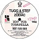 TUGG & STEF - HOT TUB - STOP - VINYL RECORD - MR167676