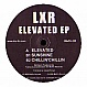 LXR - ELEVATED EP - BLU FIN - VINYL RECORD - MR168454