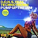 D.O.N.S FEAT TECHNOTRONIC - PUMP UP THE JAM (2005 REMIX) - DATA - VINYL RECORD - MR168456