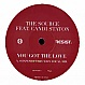 SOURCE & CANDI STATON - YOU GOT THE LOVE (SHAPESHIFTERS REMIXES) - POSITIVA - VINYL RECORD - MR168933