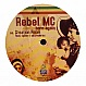 REBEL MC - REVOLUTION (BORN AGAIN PT 6) - CONGO NATTY - VINYL RECORD - MR169083