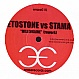 ETOSTONE VS STAMA - MILLIONAIRE - ERASE RECORDS - VINYL RECORD - MR169382