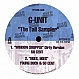 G UNIT - THE FALL (ALBUM SAMPLER) - WORD OF MOUTH - VINYL RECORD - MR169471