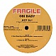 OBI BABY - HEY DJ! - FRAGILE RECORDS - VINYL RECORD - MR170147