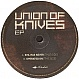 UNION OF KNIVES - UNION OF KNIVES EP - STIMULUS - VINYL RECORD - MR170753